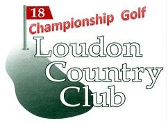 Loudon Country Club Logo