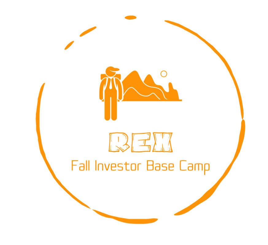 Rex Fall Investor Base Camp logo
