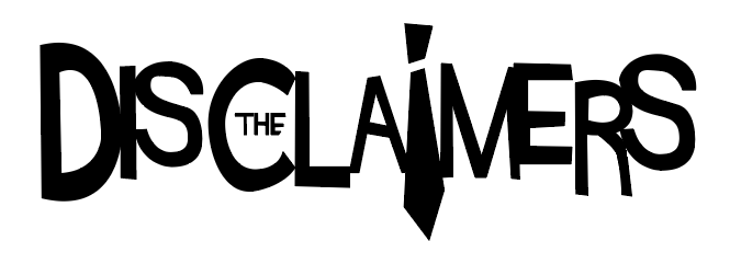 Logo for The Disclaimers