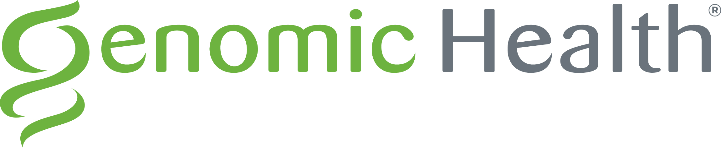 genomic health logo