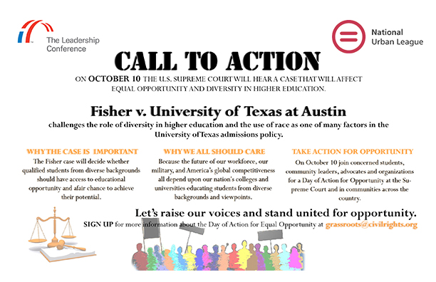 Call to Action Flyer