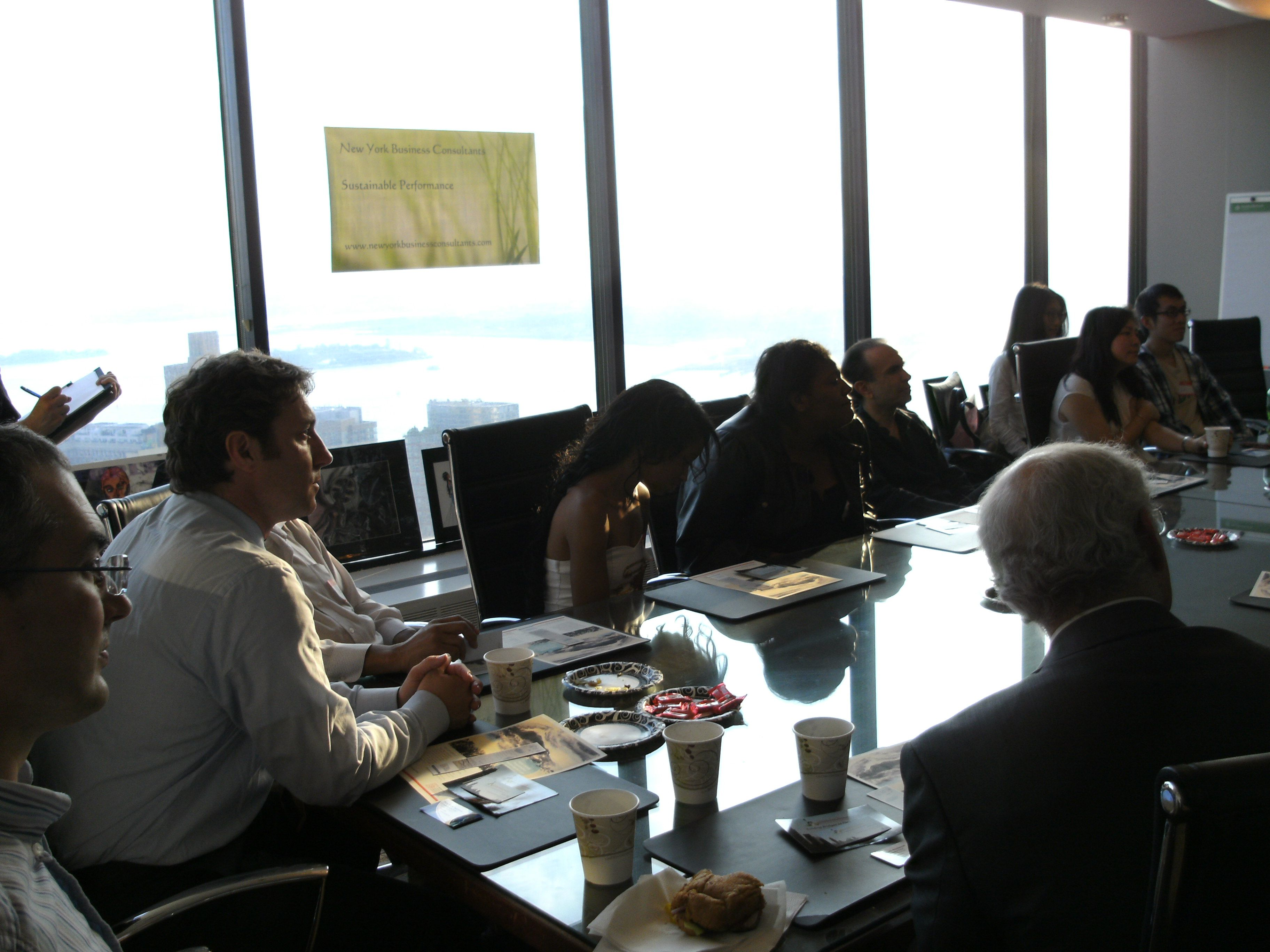 Nybc academy sustainability greening your business for 140 broadway 46th floor