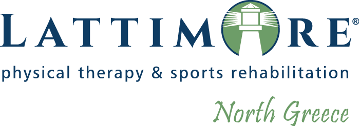 Presenting Sponsor Lattimore Physical Therapy of North Greece Logo