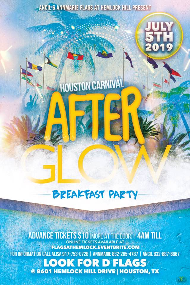 After Glow Breakfast Party