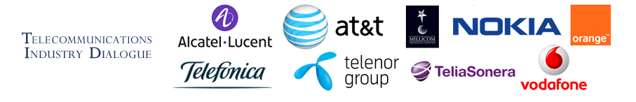 Telecom Industry Dialogue