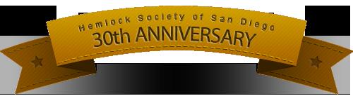 Hemlock Society of San Diego 30th Anniversary