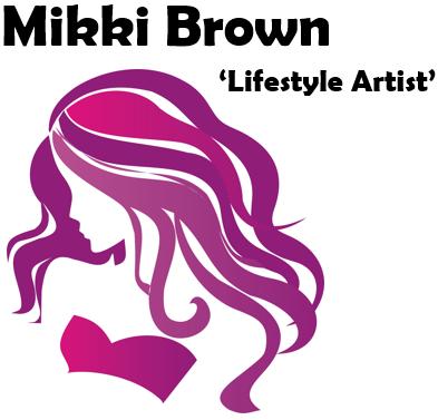 Mikki brown logo klein