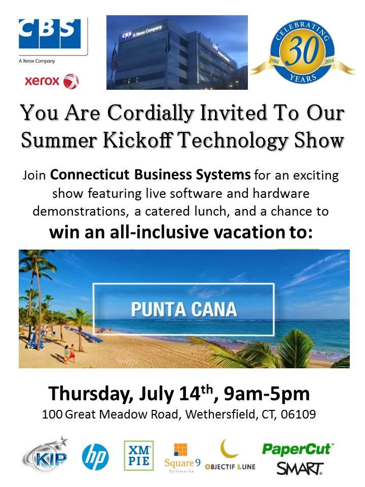 Summer Kick Off Technology Showcase Tickets Thu Jul 14