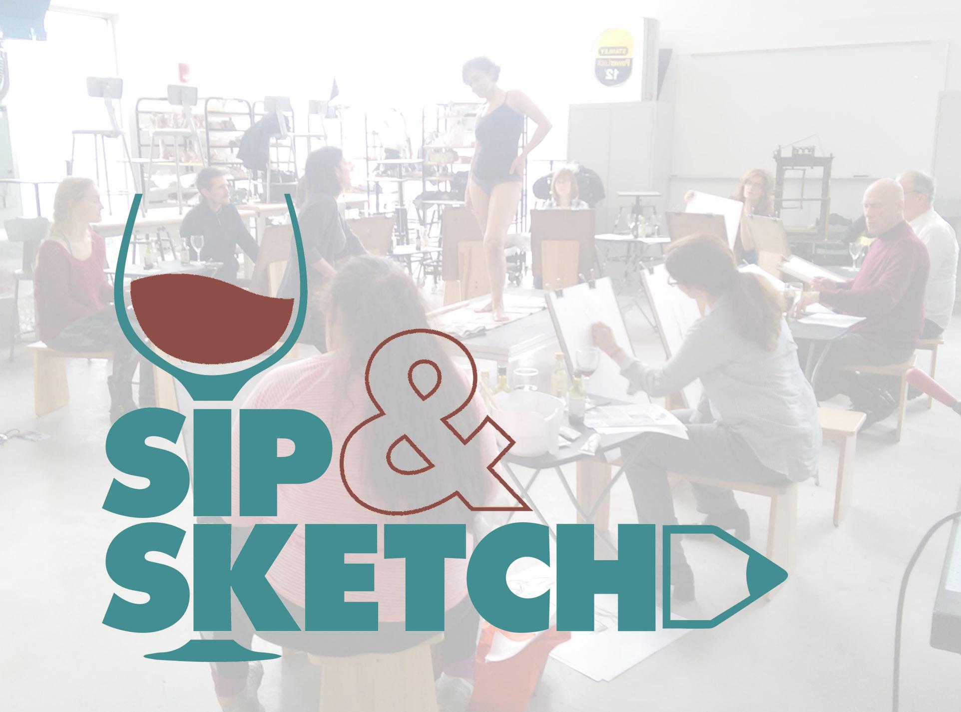 Sip & Sketch