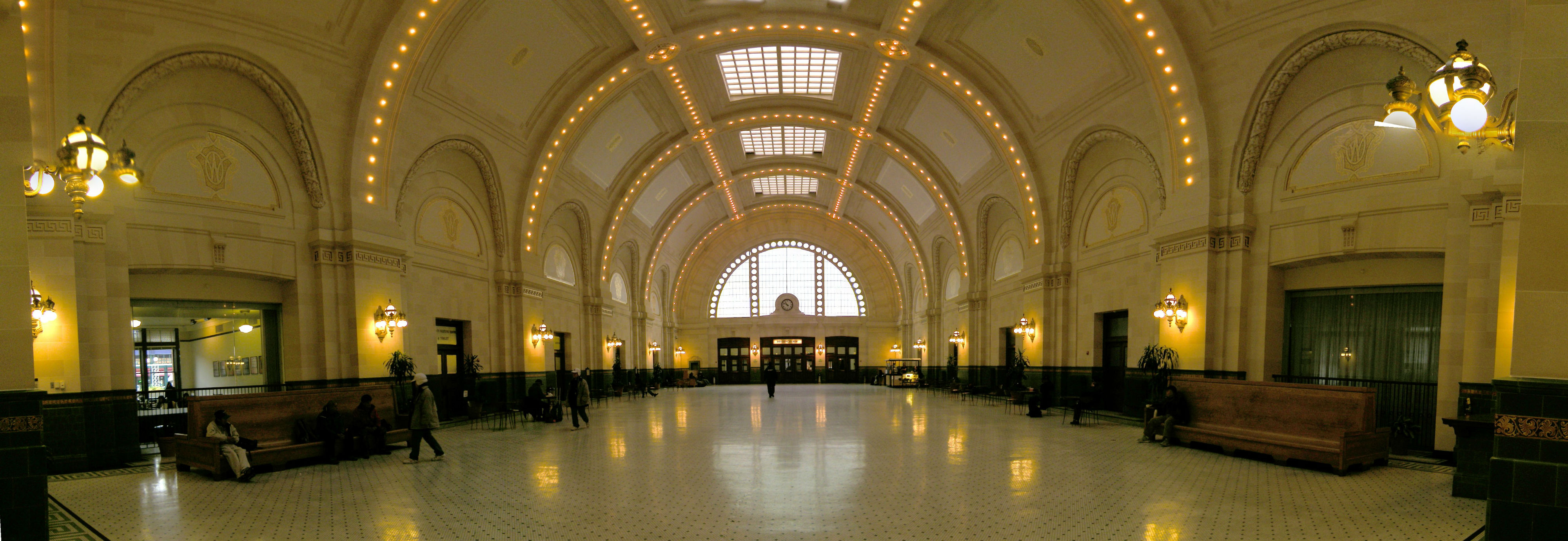 The Great Hall at Union Station