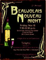Beaujolais Nouveau 2011 Wash Park, A Night of Wine and...