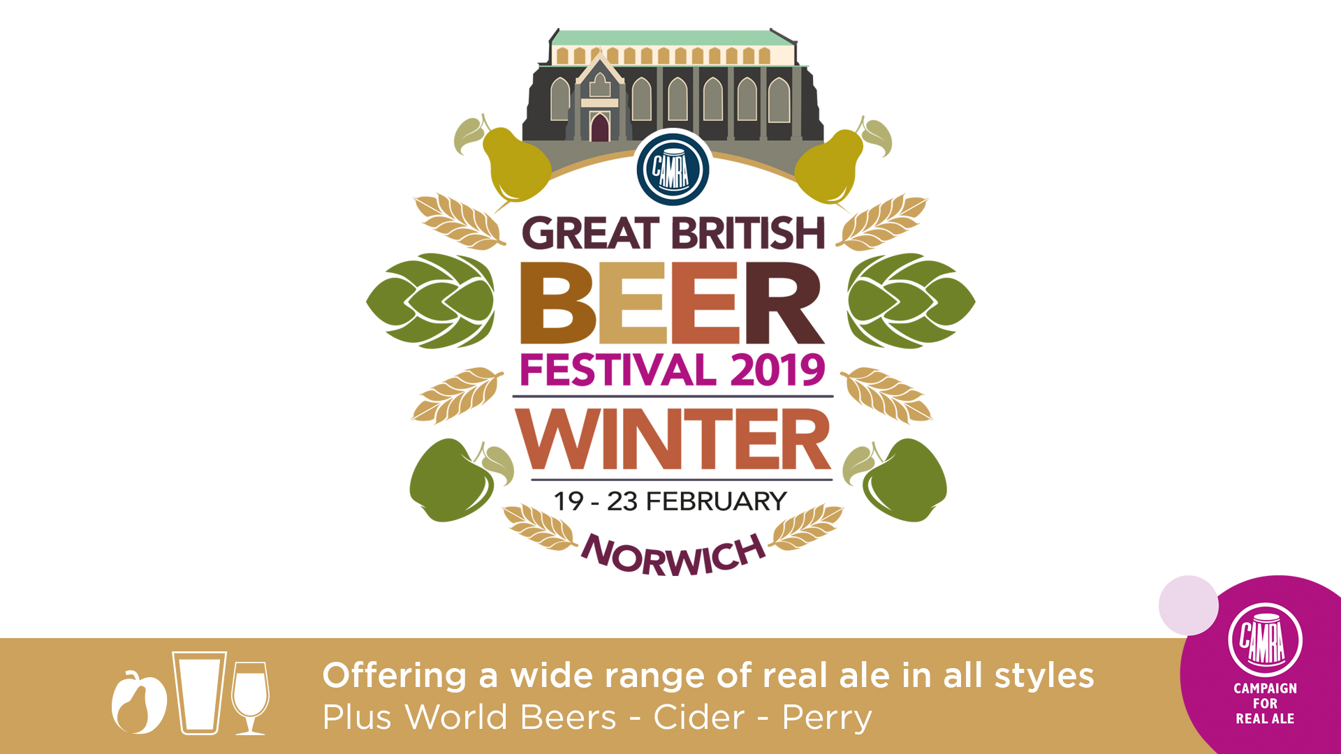 Great British Beer Festival Winter