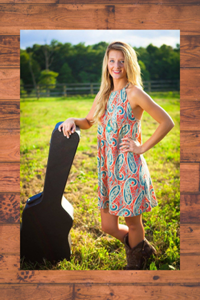Guest Appearance with Bree Davis, a 21yr old country singer from Oakdale, TN.