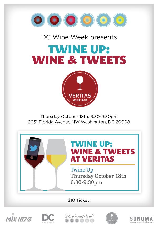 DC Wine Week Twine Up at Veritas