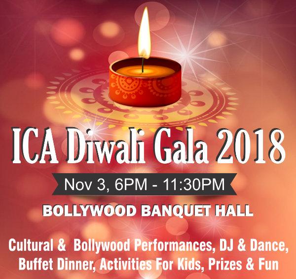 ICA Diwali Poster