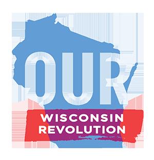 Our Wisconsin Revolution logo