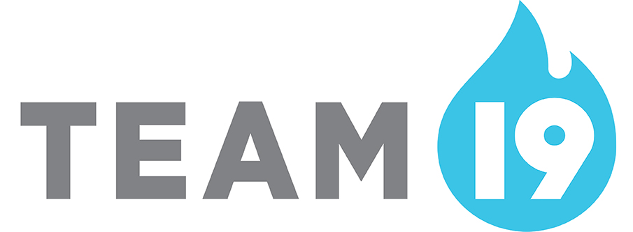 Team 19 logo