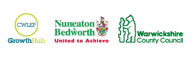 CWLEP Growth Hub, Nuneaton & Bedworth Borough Council, Warwickshire County Council