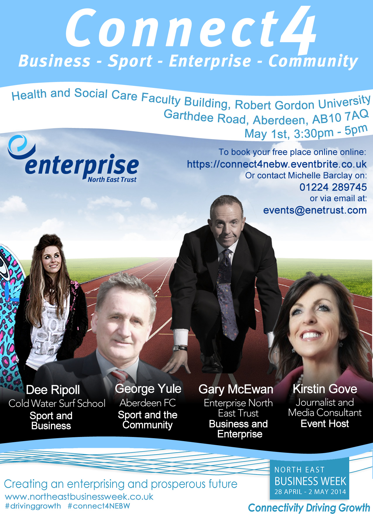 connect4 business enterprise sport