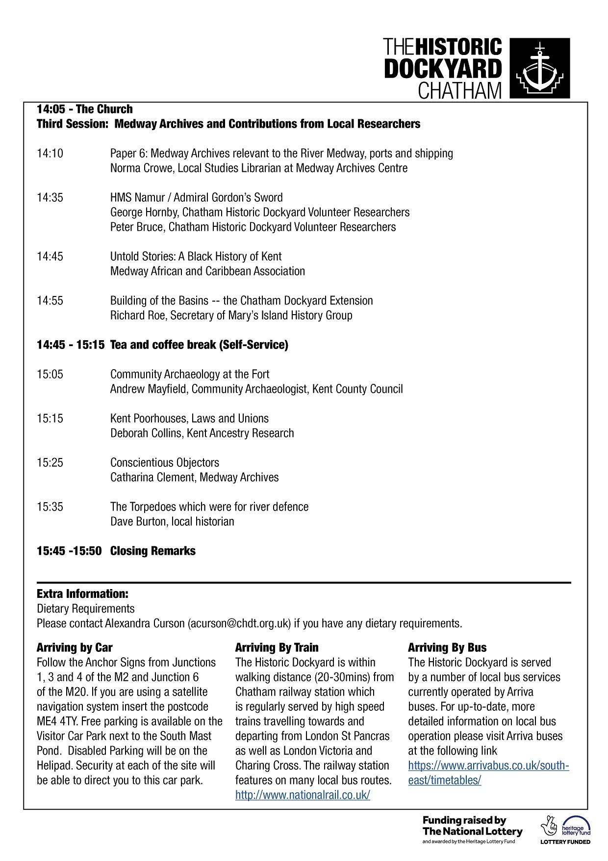 Programe Page 2