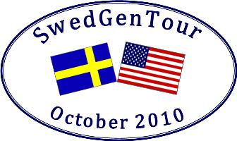 The 2010 Swedgen Tour:  A Swedish Genealogy Conference