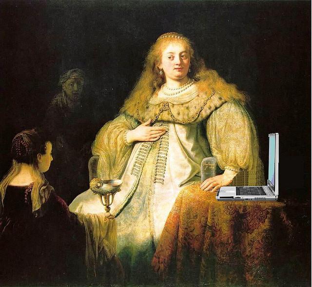 Laptop Queen