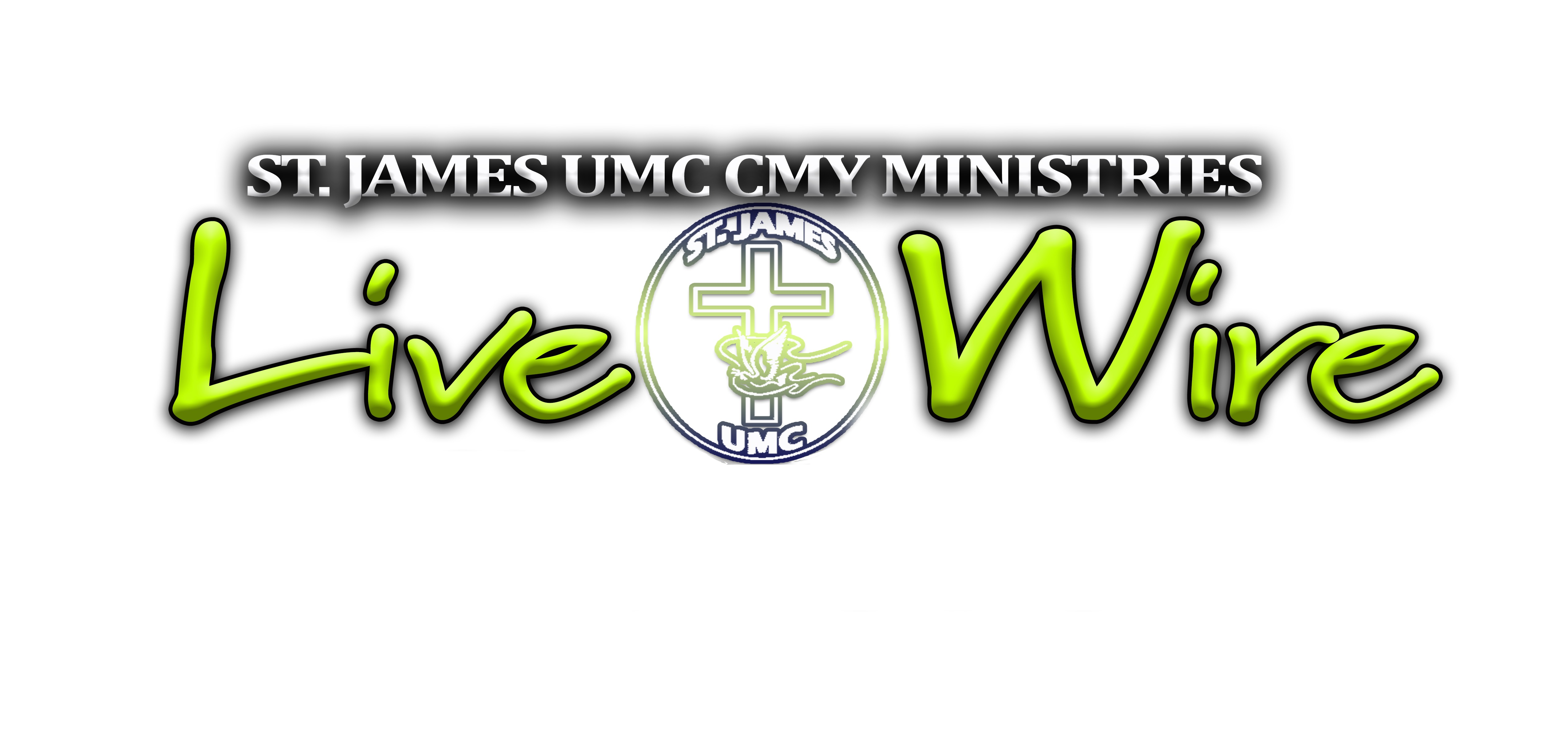 Live Wire Youth Ministry Logo