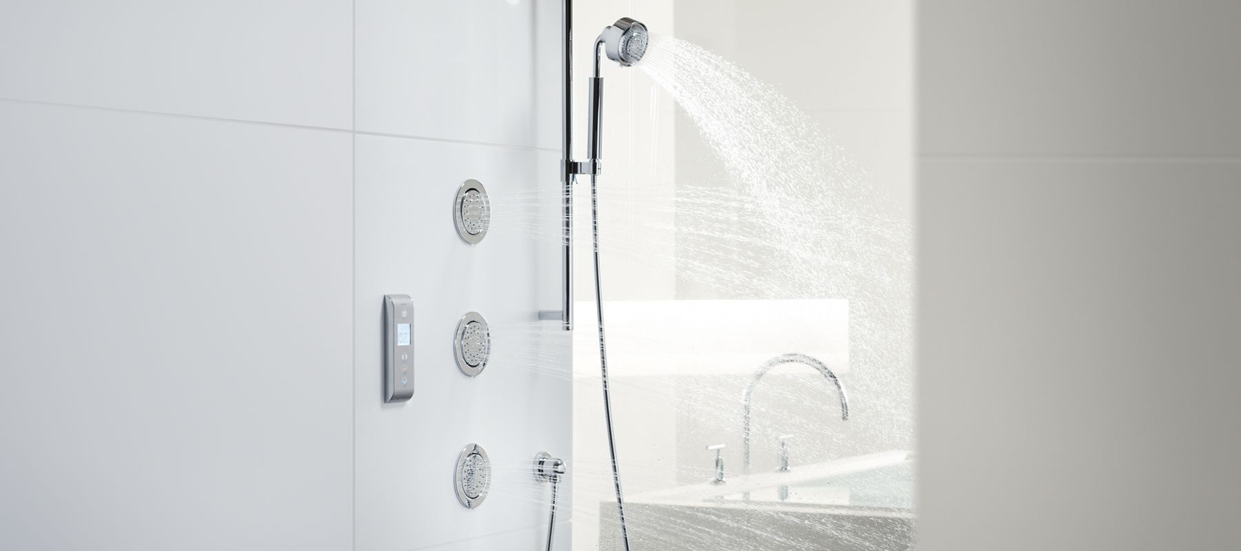 Go Digital in the Shower with DTV Prompt