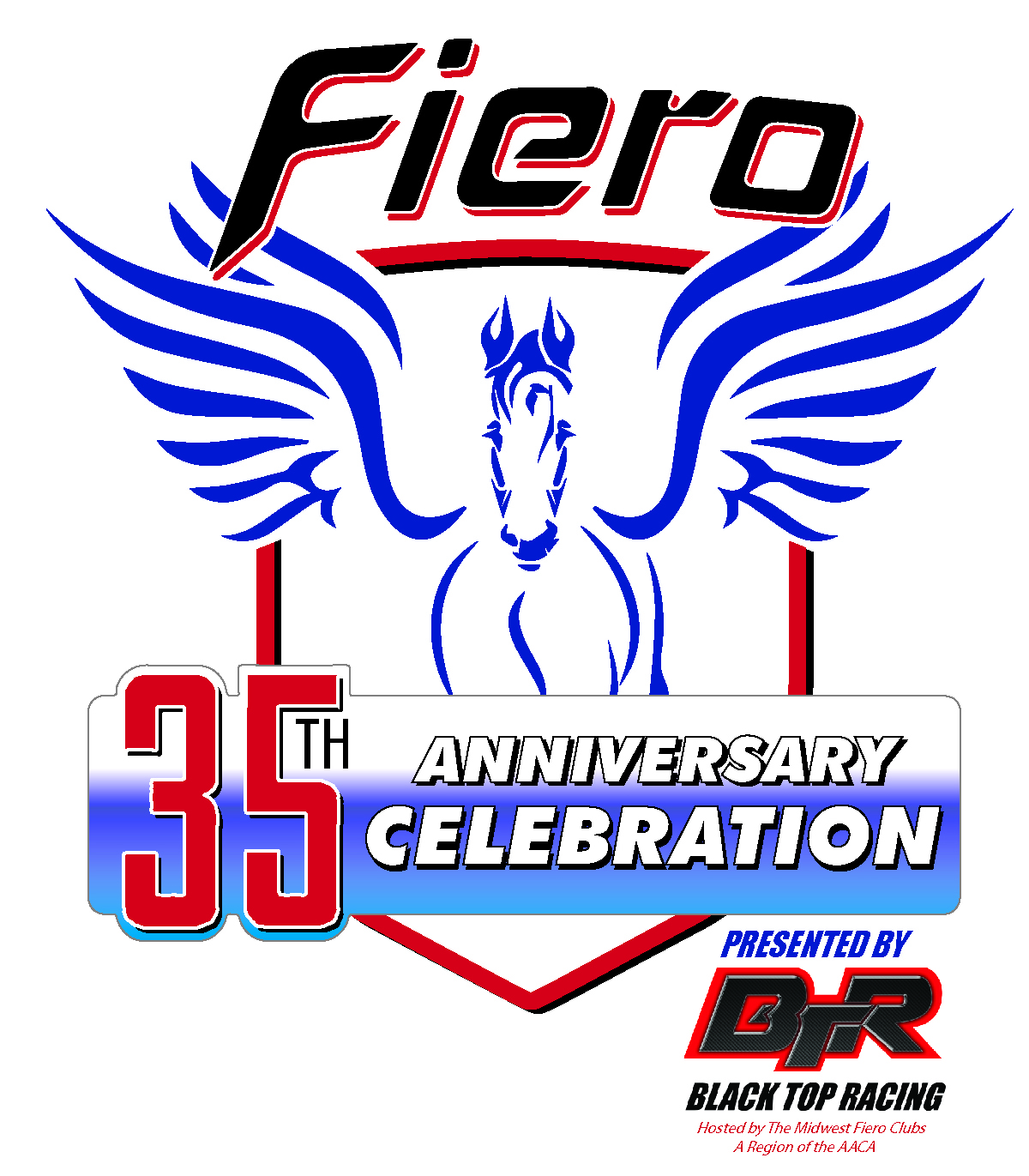 Fiero 35th Anniversary