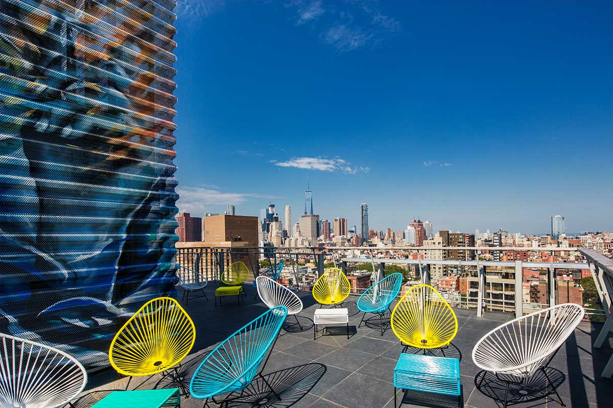 Labor day weekend rivington penthouse 9 2 tickets sat for The rivington