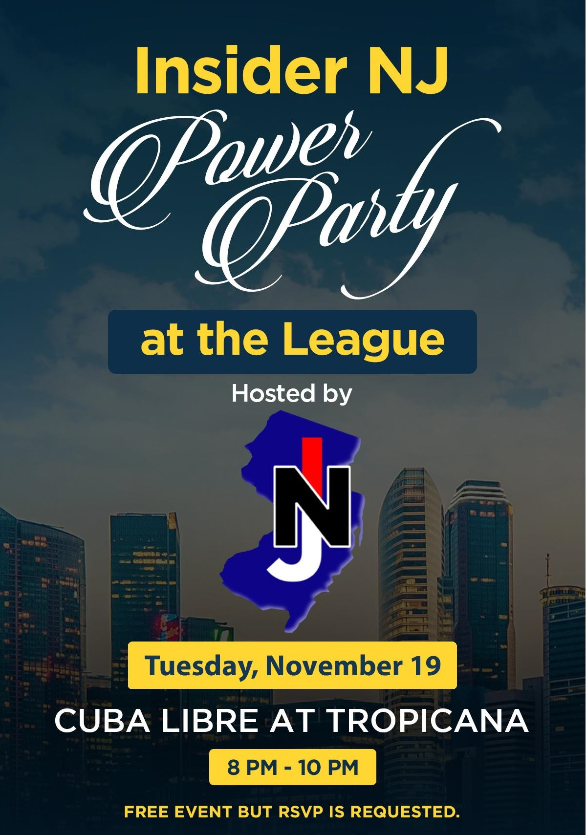 Insider NJ Power Party