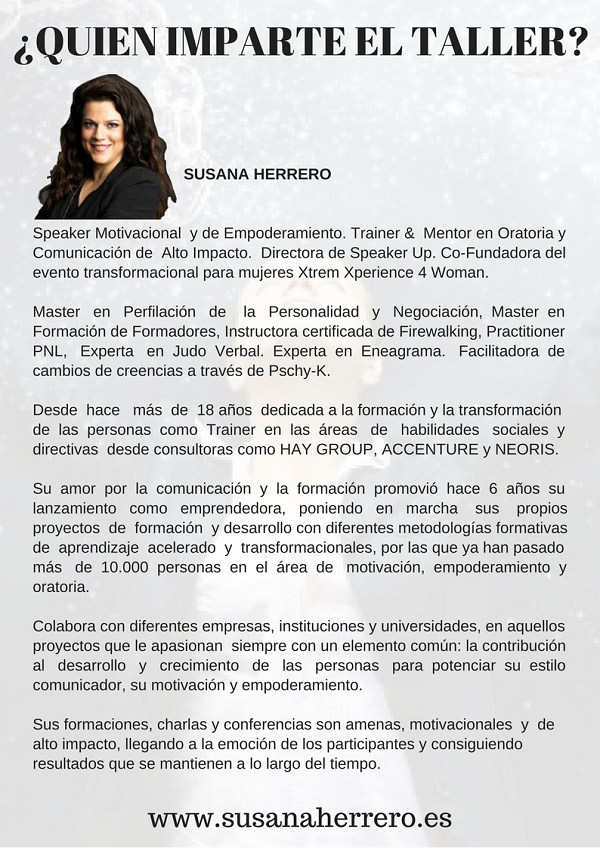 Bio Susana Herrero