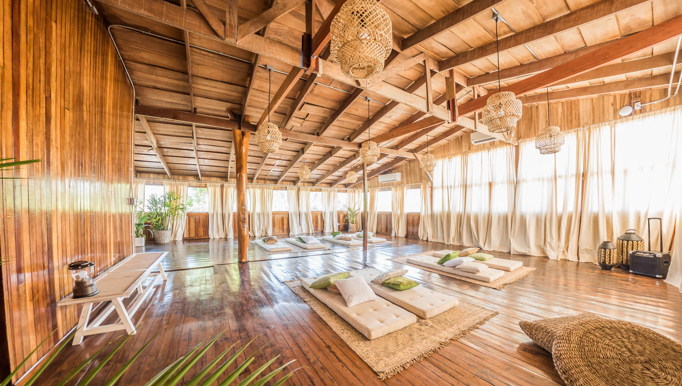 the move-ment meditation room