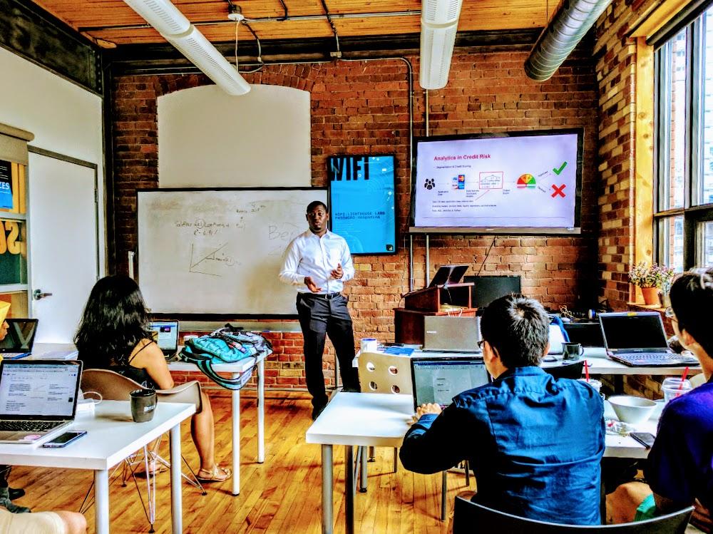 Advanced Analytics and Research Lab Workshop Speaker