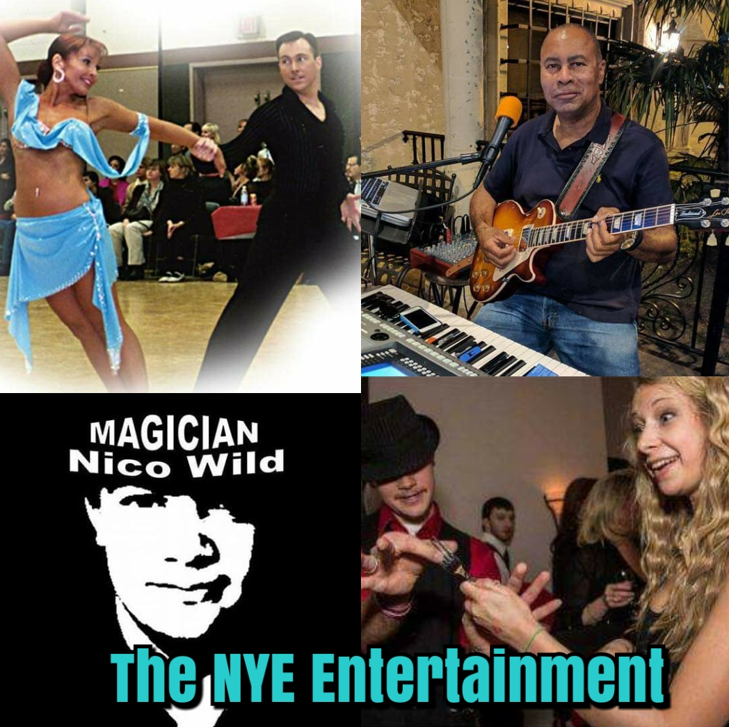 The NYE Entertainers