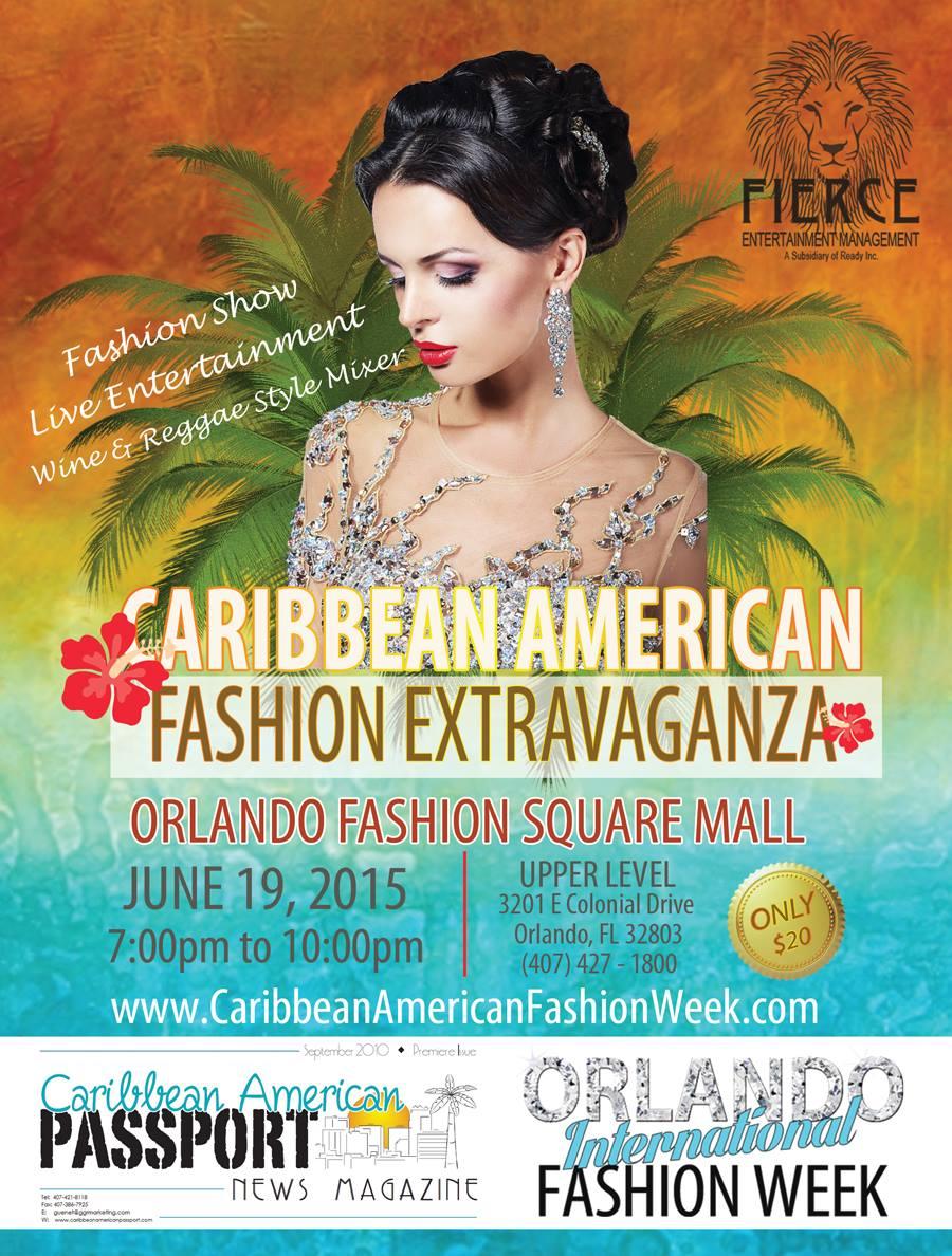 Caribbean American Fashion Week Mixer
