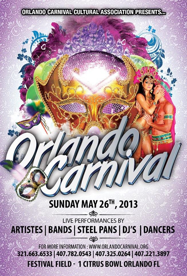 Orlando Carnival 2013