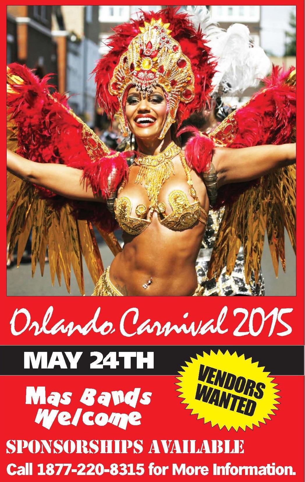 Orlando Carnival 2015