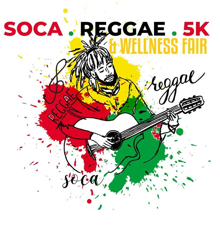Soca Reggae 5k Wellness Fair