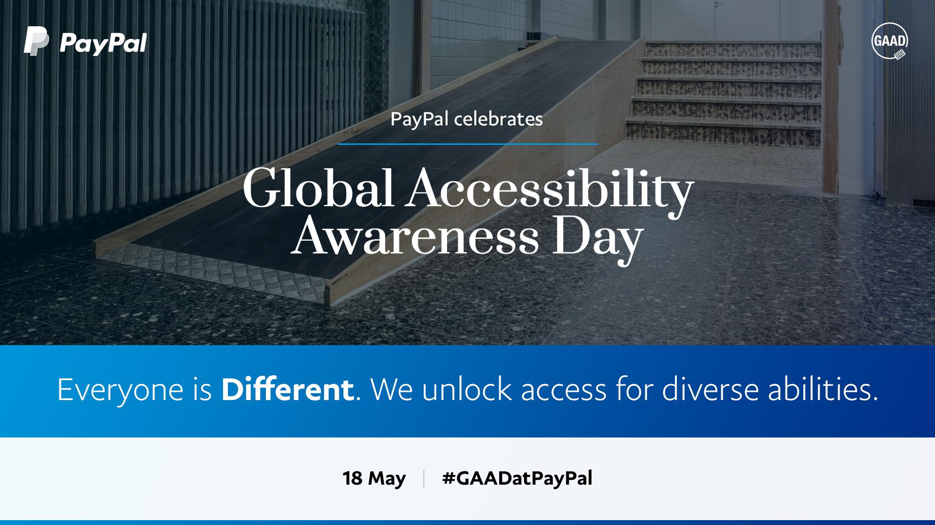 GAAD At PayPal