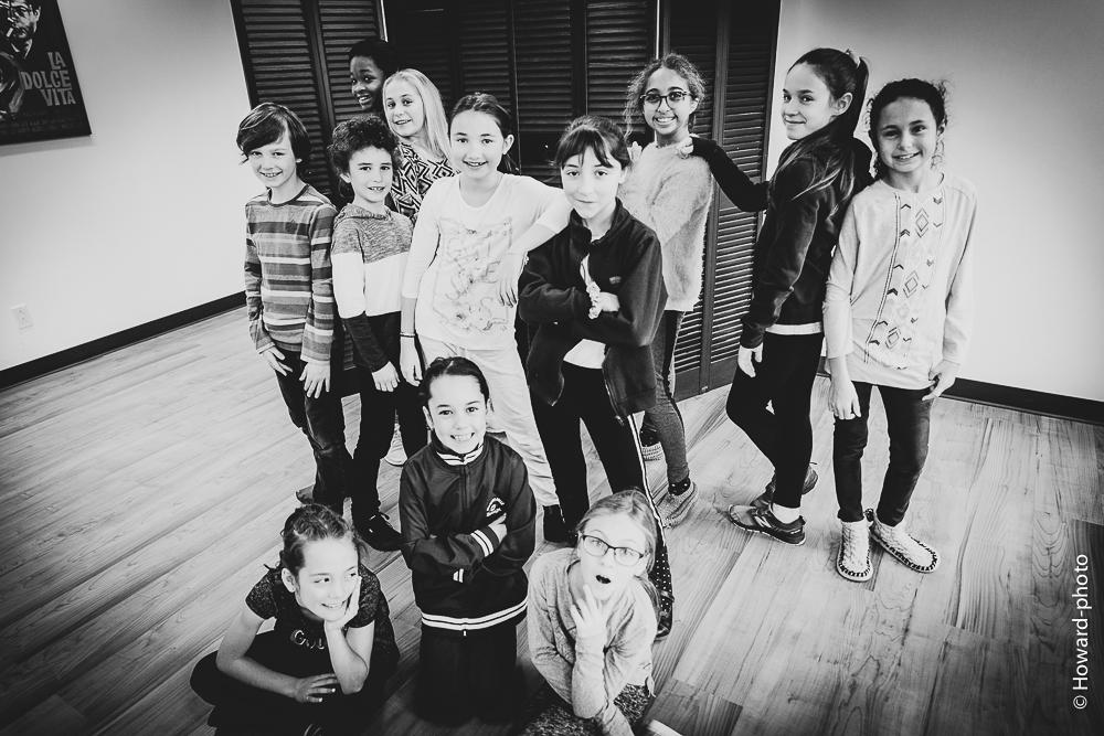 Élèves acteurs de École d'acteur de Québec
