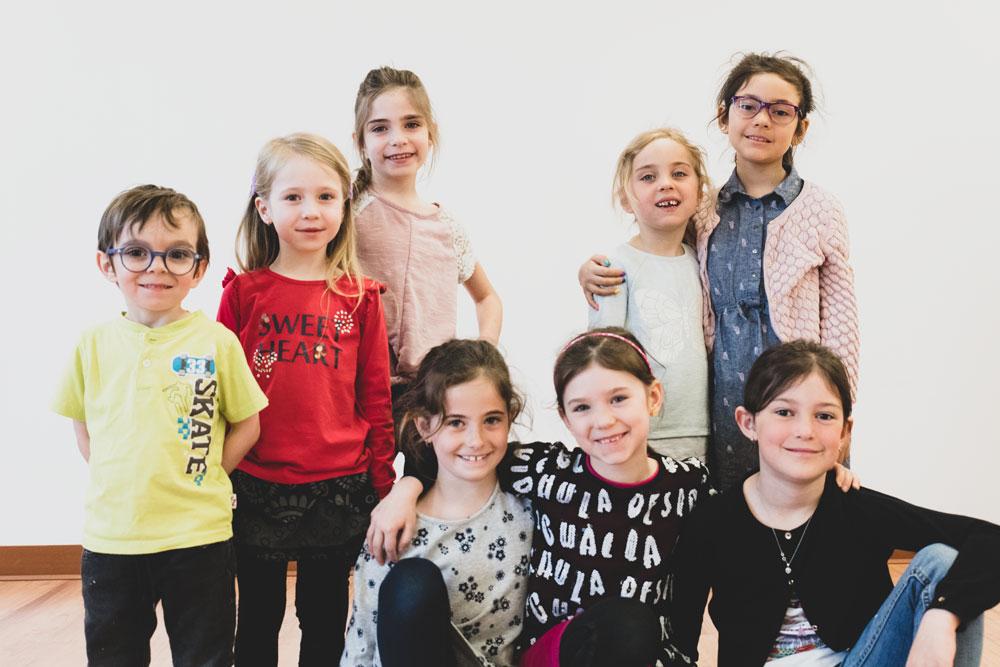 Enfants école d'acteur de Québec