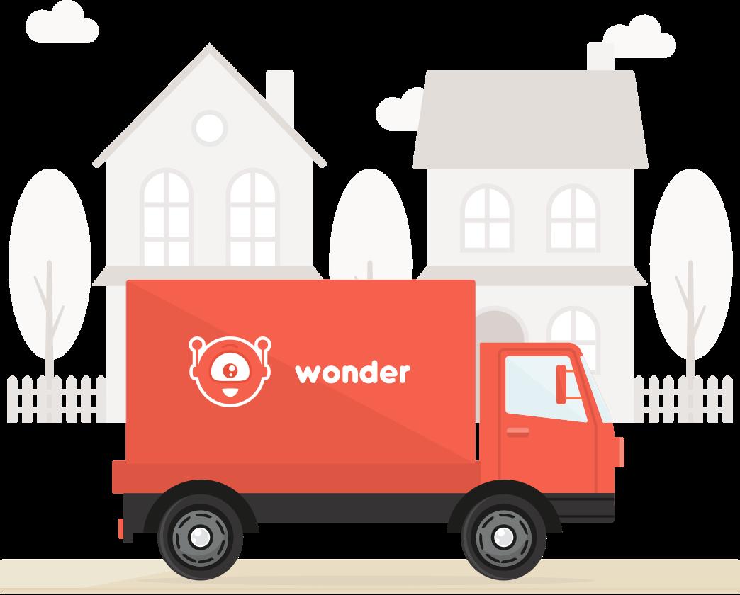 Wonder.tech illustration