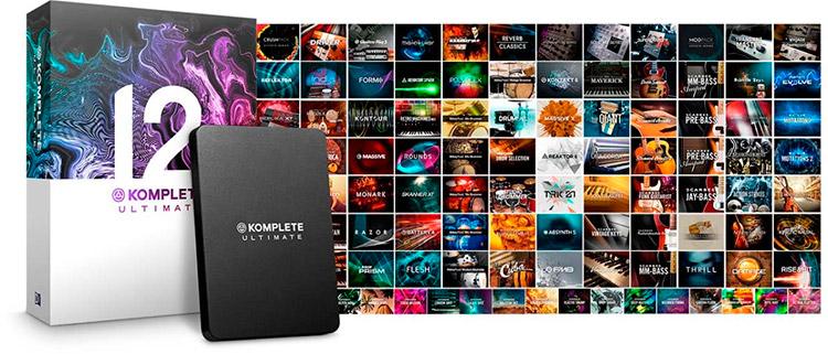 Komplete 12 Ultimate a sorteo