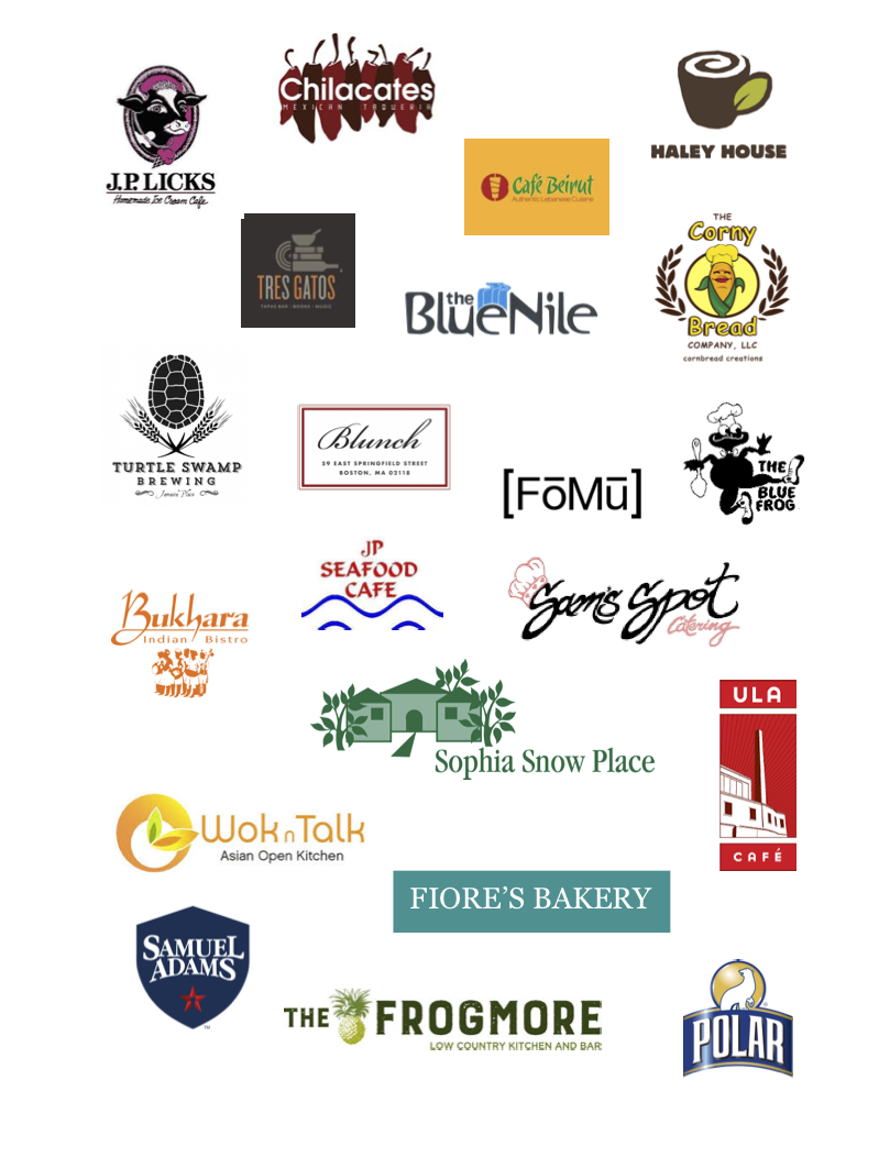 partner restaurant logos