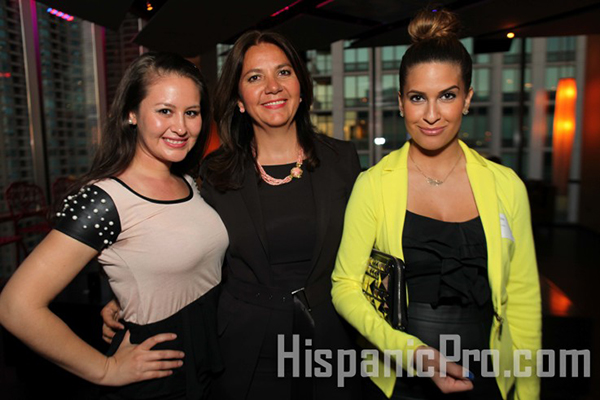 The Gwen Hotel Chicago Summer Networking Rooftop Latinas
