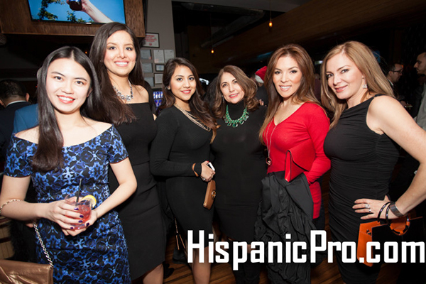 Chicago Christmas Party HispanicPro Networking