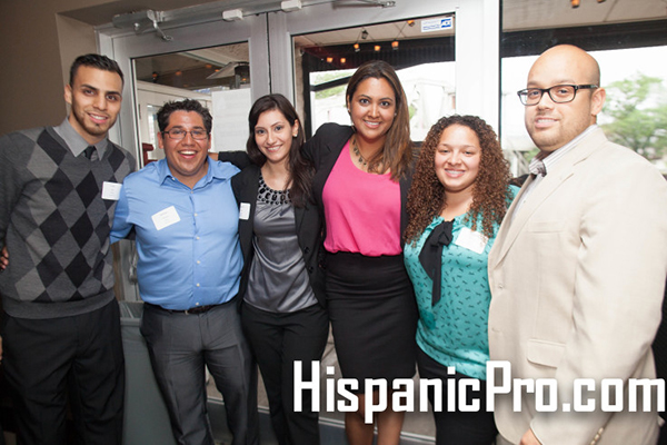 2017 Summer Networking rooftop Estate Chicago Latina