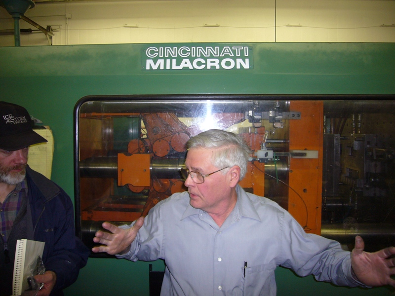 Mechanical Engineer Owner Jim McCall