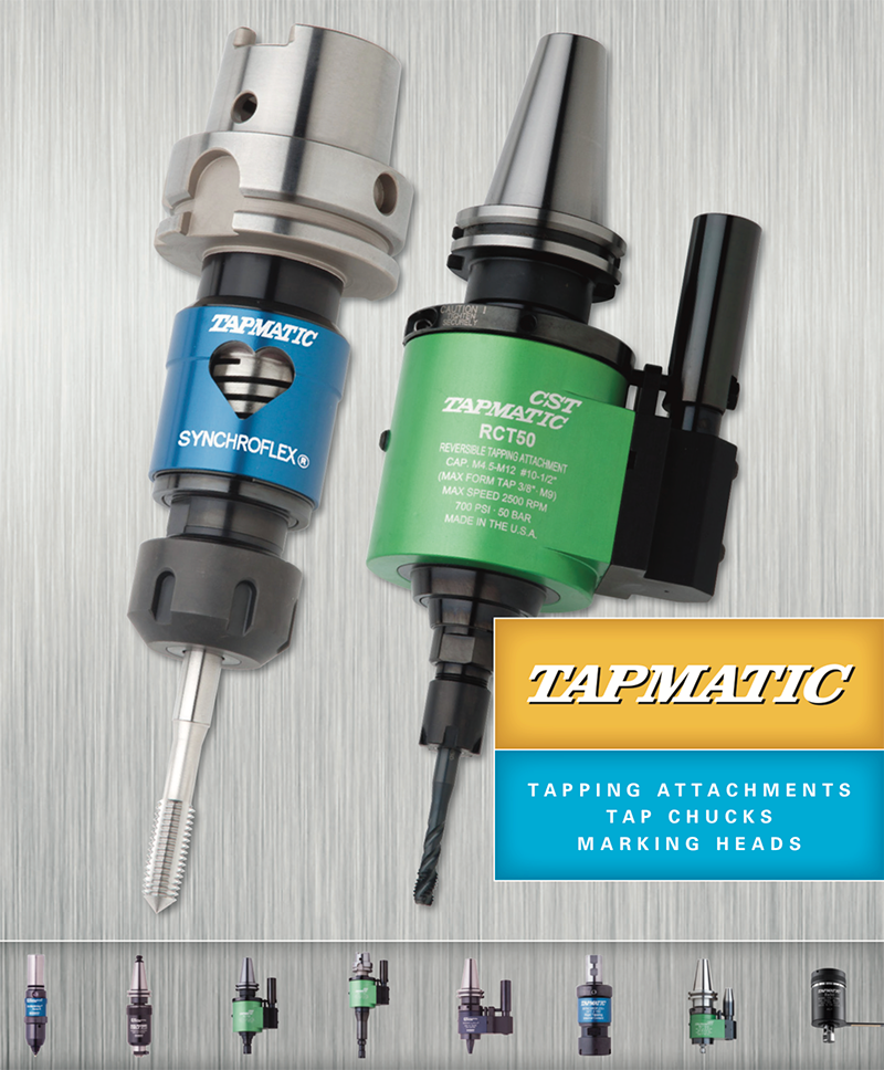 Tapmatic Cover